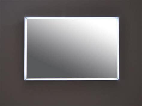 bagno specchio specchio a led rettangolare fashion