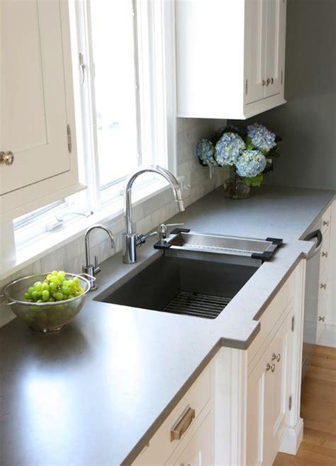 Pebble Countertops by Caesarstone Pebble Countertop Kitchen