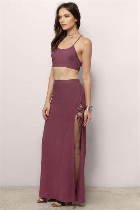 Dress Maxi Set trendy black maxi dress slit dress black dress 20 00
