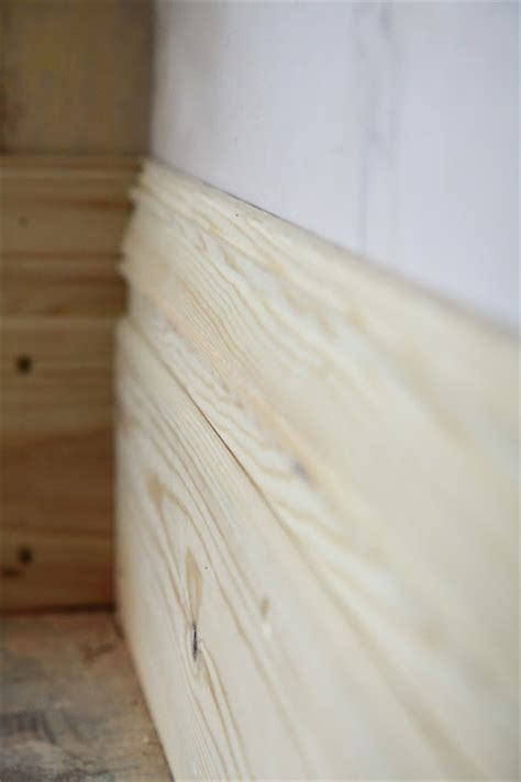 modern country style our beautiful high skirting boards