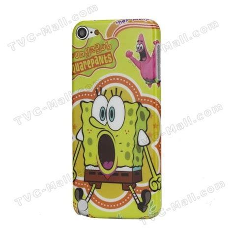 Spongebob Squerpants Cover With High Quality For Ipod Touch discover and save creative ideas