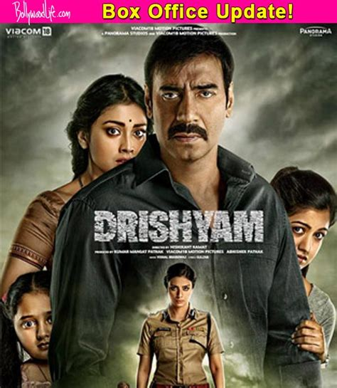 film thriller terbaik box office drishyam box office update ajay devgn shriya saran tabu s