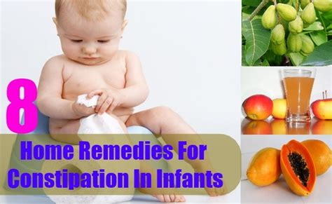 Home Remedies For Baby Stool by 8 Constipation In Infants Home Remedies Treatment