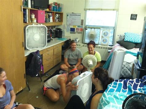 best fan for dorm room how msu moorhead students are dealing with the heat on