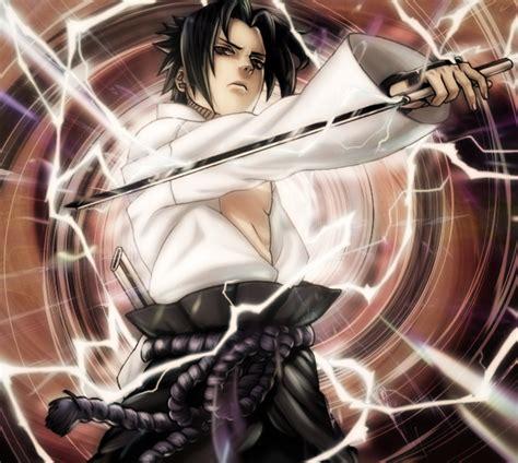 cara desain 12 foto gambar keren sasuke dengan style berbeda beda
