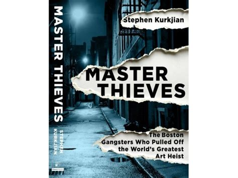 chill of the a branches book masters 9 books quot master thieves quot gardner museum heist reporter author stephen kurkjian in charlestown 11 9