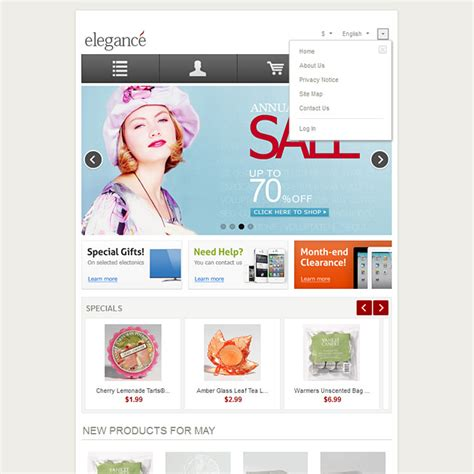elegant themes mobile responsive elegant jewelry responsive zen cart theme furniture theme