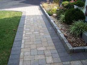 Patio Walkway T 234 Te 224 T 234 Te A Paving Stone Sidewalk
