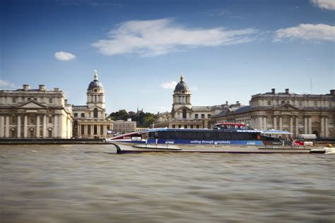 thames river cruise embankment to greenwich more thames passenger boat services for the olympics