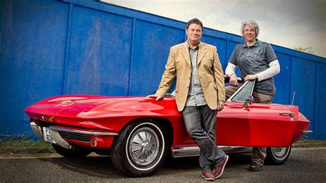 British Home Design Tv Shows wheeler dealers classic cars