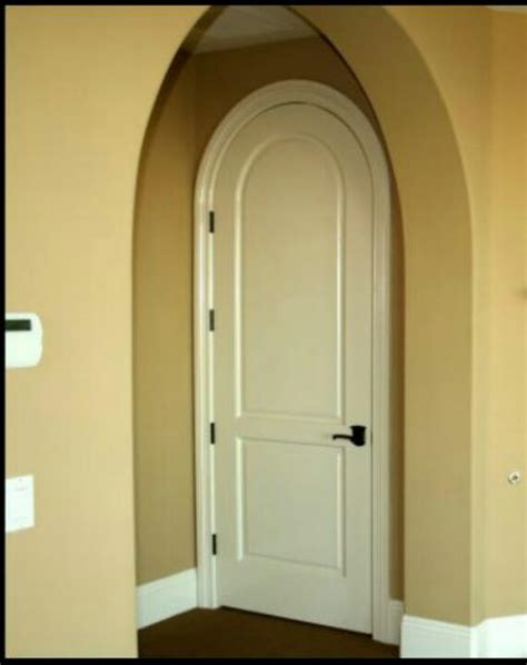 Curved Interior Doors Arched Interior Door Home