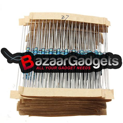 buy resistor singapore buy resistors singapore 28 images buy 560pcs 56 values 1 4w 1 metal resistors assorted kit