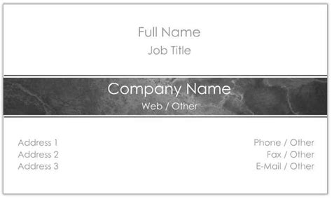 overnight prints business card template the small business business card simple is