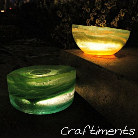 Handmade Outdoor Lighting - picture of colorful lanterns
