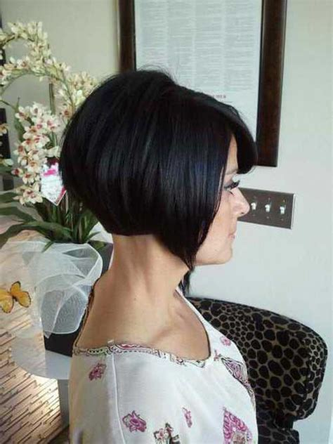 inverted bob on natual black hair short bob hairstyle ideas short hairstyles 2017 2018