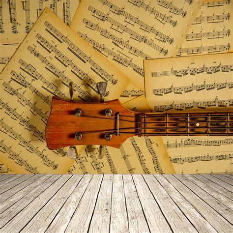music wallpaper for walls uk guitar sheet music musical notes fretboard wall mural