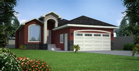 victory homes canada bungalow