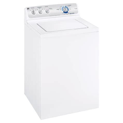 ge gtwn3000mws 3 6 cubic foot top load washing machine