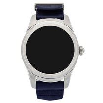 Smartwatch Rubber Blue montblanc summit all prices for montblanc summit watches