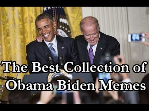 Best Obama Memes - the best collection of obama biden memes youtube