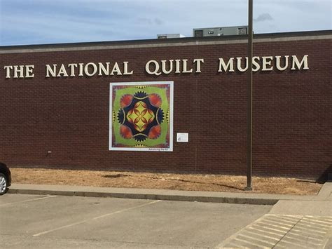 The National Quilt Museum by Entrance Picture Of The National Quilt Museum Paducah Tripadvisor