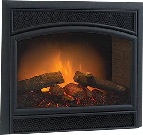 Majestic Fireplaces by Majestic Wef36 Allura Electric Fireplace Modern