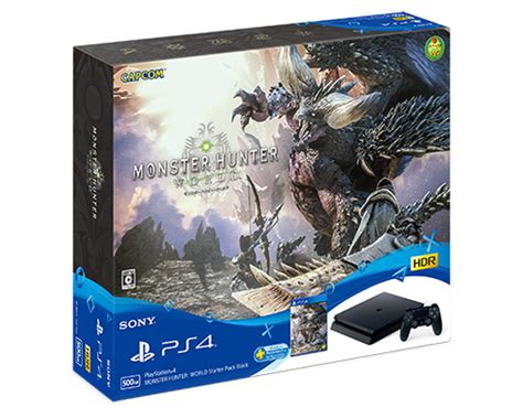 Ps4 Dual Shock Mhw Original special edition world starter pack and dualshock controller announced but you