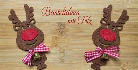Weihnachtsdeko Aus Filz Basteln by Aldi S 220 D Weihnachtliche Bastelideen Mit Filz