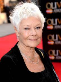 what products to use to get judi dench hair judi dench on the second best exotic marigold hotel aging