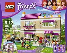 Where Is Friend S Home by Dom Olivii 3315 Lego Friends S House Lego Friends