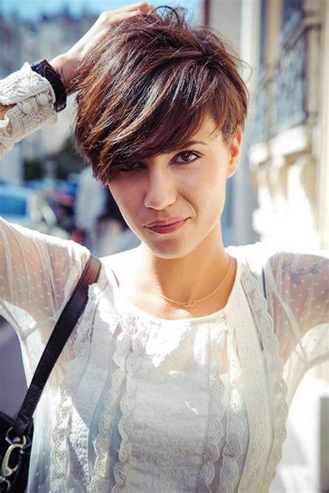 short hairstyles  long faces popular haircuts