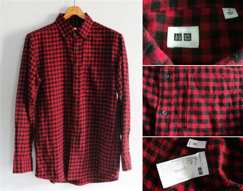 Uniqlo Flannel Shirt would there be interest in a post comparing and contrasting how ocbd s from different brands fit