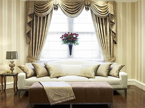 curtains for small living room windows