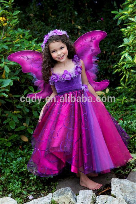 Laris Sisir Besar Karakter Fancy populer laris mewah gadis peri gaun dengan kupu kupu sayap gaun gadis biasa gadis mewah gaun