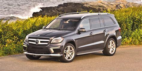 2014 Mercedes Gl Class by 2014 Mercedes Gl Class Consumer Guide Auto