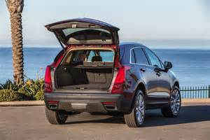 Cadillac Five Cadillac Xt5 Has More Room Than Outgoing Srx Gm Authority