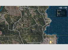 Map and All Locations in PlayerUnknown's Battlegrounds ... Unknowns