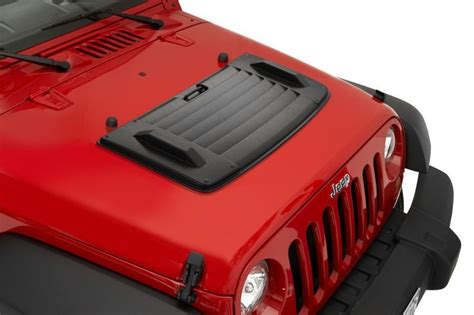 jeep hood accessories bestop 81713 01 hood applique 169 for 07 18 jeep wrangler jk
