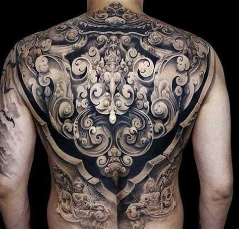back tattoo man jumping 31 breathtaking full back tattoo designs tattooblend