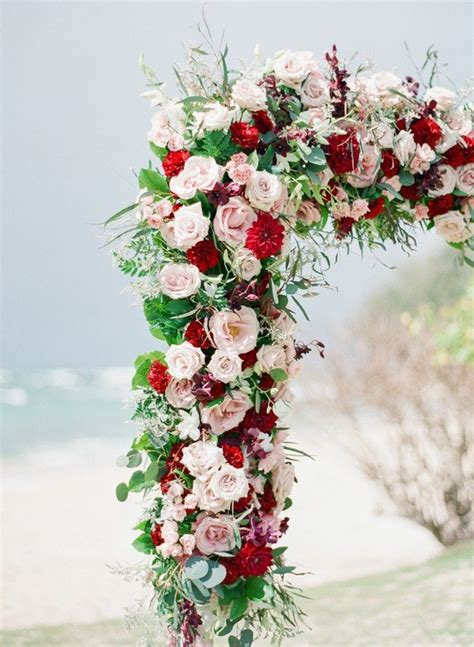 prettiest floral wedding arch decoration ideas page