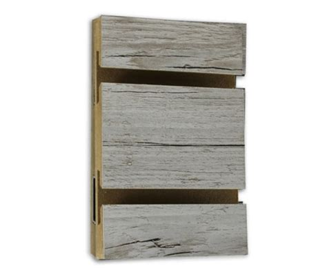 Slat Board Home Depot by Weathered Barnwood Melamine Slatwall Slatwall Panels