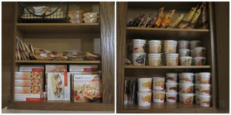 Shelf Stability by Nutrisystem Food Storage Emily Reviews