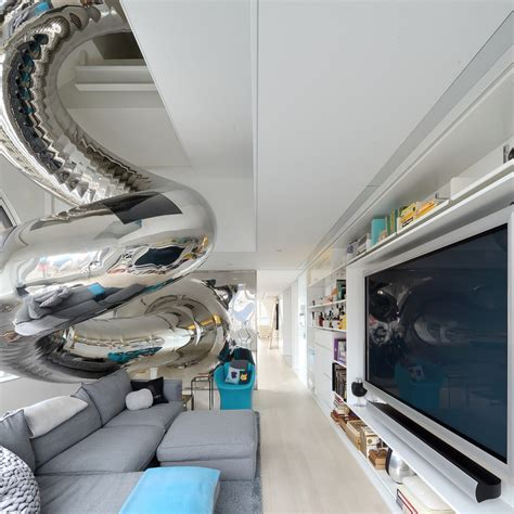 slide house world of architecture is this the best penthouse in new york city