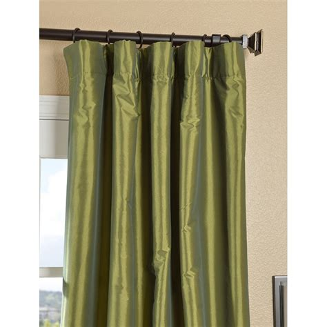 silk curtain silk taffeta curtains furniture ideas deltaangelgroup