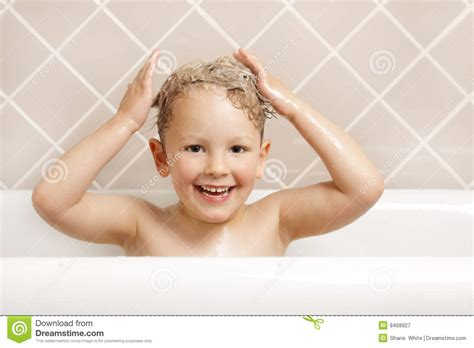 bathtub time bath time stock image image of cheerful face smiling