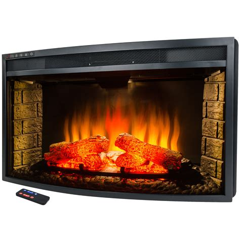 Freestanding Electric Fireplace Akdy Freestanding Electric Fireplace Insert Reviews Wayfair