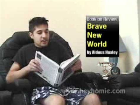 brave new world book report brave new world book review presented by supreme sam