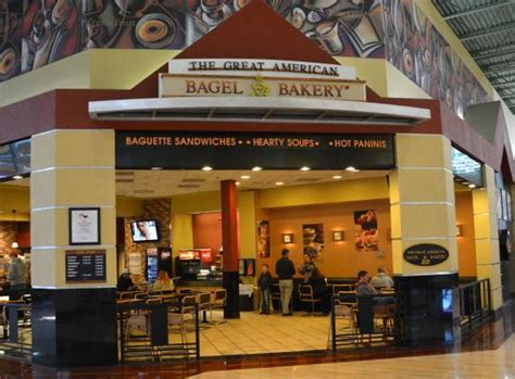 at the corner of concord mills food court picture of