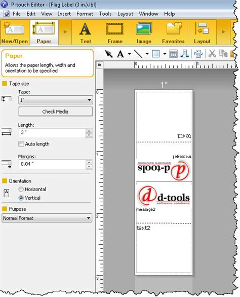 customizing brother wire templates d tools