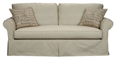 french country sofa slipcovers 1129 slipcover sofa with overstuffed feather bench by